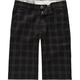VOLCOM Frickin Plaid Boys Shorts