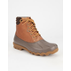 SPERRY Avenue Mens Duck Boots