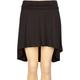 FULL TILT Solid Hi Low Skirt