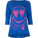 FULL TILT Free Love Girls Tee
