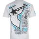 FAMOUS Stars & Straps Twitch BOH Rock Mens T-Shirt