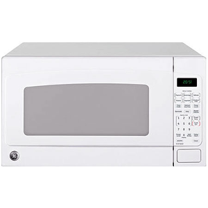 Ge White Countertop Microwave Oven Jes2051dnww