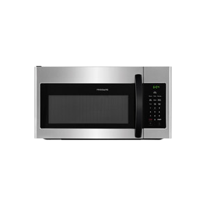 Frigidaire Stainless Steel Over The Range Microwave Ffmv1645th