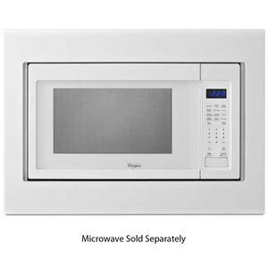 Kitchenaid 30 Built In Microwave Oven Trim Kit Mk2160as