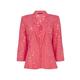 Lace 3/4 Length Sleeve Jacket