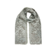 Animal Jacquard Print Scarf