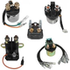 Quadboss Starter Solenoids and Relays