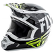 Fly Youth Kinetic Burnish Motorcycle Helmet