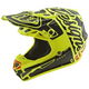 Troy Lee Designs Youth SE4 PolyacryLite Factory Helmet