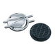 Kuryakyn Stinger Trap Door And Replacement Filters For V-Twin