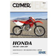 Clymer Manual Honda XR650R 2000-2007 (Manual # M225)