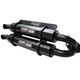 Trinity Racing Cerakote Slip-On Muffler