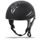 GMAX GM-65 Pin Naked Half Helmet