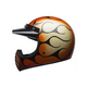 Bell Moto 3 Chemical Candy Flames Helmet