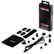 UCLEAR Half Helmet Earbuds For HBC and AMP Series