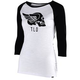 Troy Lee Designs Women's Agent Skully Long Sleeve Tee