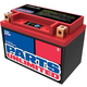 Parts Unlimited Lithium Ion Battery (HJTX9-FP)