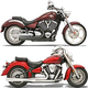 Bassani Road Rage 2 into 1 Exhaust System