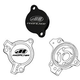Maxima ProFilter Motorcycle Oil Filter Cover