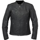Speed and Strength Women's Hellcat Leather Jacket