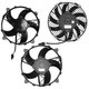 Universal Parts Inc O.E. Replacement Cooling Fan