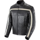 Joe Rocket Old School Leather Motorcycle Jacket