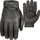 Fly Rumble Leather Motorcycle Gloves