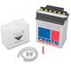 Parts Unlimited Heavy-Duty Battery Kit (YB14L-A2)
