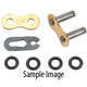 D.I.D. 520 DZ Non-O-Ring Motorcycle Chain Clip Connecting Link