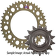 Renthal Street Motorcycle Sprocket