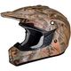 AFX Youth FX-17Y Camo Full Face Motorcycle Helmet