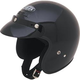 GMAX GM2 Solid Open Face Motorcycle Helmet