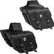 Willie & Max Deluxe Motorcycle Saddlebags