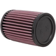 K&N Universal Round Straight Air Filters