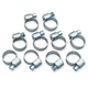 Biker's Choice Stainless Steel Mini-Clamps