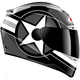 Bell Vortex Attack Motorcycle Helmet