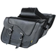 Willie & Max Braided Fleetside Motorcycle Saddlebags