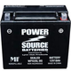 Power Source WPX20L-BS Sealed Battery