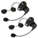 Sena SMH10D-10 Dual Pack Bluetooth Headset Intercom