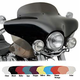 Memphis Shades Solid Batwing Windshield For Batwing Fairing