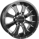 RACELINE Mamba Cast Wheel