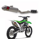 Akrapovic Evolution Complete Off-Road Exhaust System