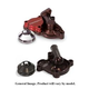 Pro Circuit Water Pump Cover Kits