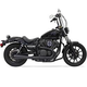 Bassani Road Rage 2 into 1 Exhaust System For Yamaha Bolt