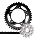 Vortex Hyper Fast 520 Conversion Chain and Sprocket Kit