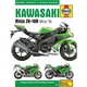 Haynes Manual Kawasaki Ninja ZX-10R 04-10 (Manual #5542)