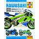 Haynes Manual Kawasaki ZX750 (Manual # Ninja ZX-7 & ZX-7R) (Manual # 2054)
