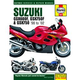 Haynes Manual Suzuki GSX600F, GSX750F & GSX750 (Manual # 3987)
