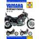 Haynes Manual Yamaha XV Virago V-Twins (Manual # 802)