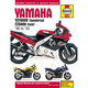 Haynes Manual Yamaha YZF-R6 (YZF600R) 1999-2002 (Manual # 3702)